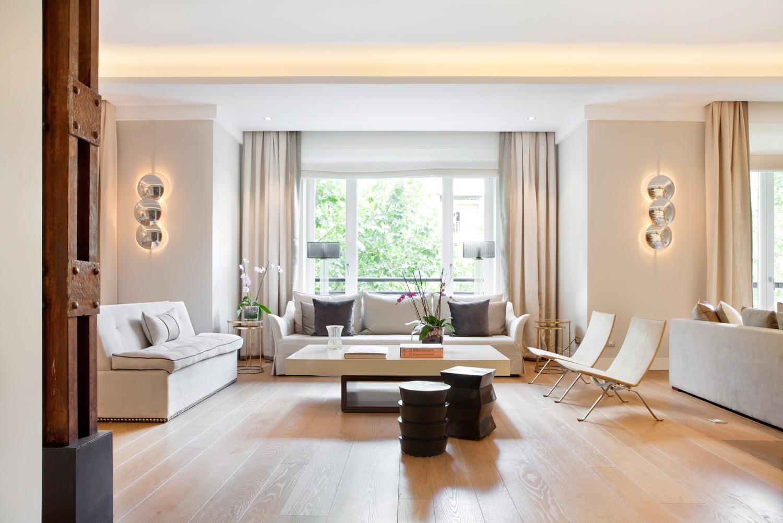Como decorar un piso moderno galera de imgenes de pequeo - Decorar piso pequeno moderno ...